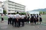 平成29年度体験入学<二日市中学校>【17】