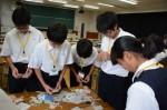 平成29年度体験入学<二日市中学校>【33】