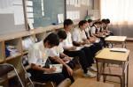 平成29年度体験入学<二日市中学校>【37】