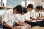 平成29年度体験入学<二日市中学校>【38】