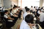 平成29年度体験入学<二日市中学校>【40】