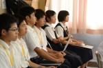 平成29年度体験入学<二日市中学校>【41】