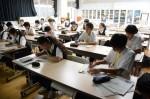 平成29年度体験入学<二日市中学校>【54】