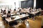 平成29年度体験入学<二日市中学校>【56】
