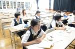 平成29年度体験入学<二日市中学校>【57】