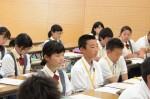 平成29年度体験入学<春日北中学校>【36】