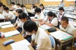 平成29年度体験入学<春日北中学校>【37】
