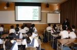 平成29年度体験入学<春日北中学校>【57】