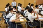 平成29年度体験入学<春日北中学校>【65】