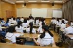 平成29年度体験入学<春日南中学校・春日野中学校>【2】