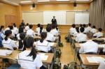 平成29年度体験入学<春日南中学校・春日野中学校>【6】