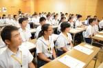 平成29年度体験入学<春日南中学校・春日野中学校>【8】