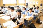 平成29年度体験入学<春日南中学校・春日野中学校>【9】