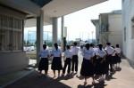 平成29年度体験入学<春日南中学校・春日野中学校>【19】