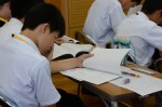 平成29年度体験入学<春日南中学校・春日野中学校>【31】