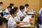 平成29年度体験入学<春日南中学校・春日野中学校>【33】