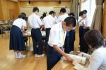 平成29年度体験入学<春日南中学校・春日野中学校>【42】
