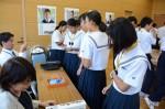 平成29年度体験入学<春日南中学校・春日野中学校>【45】
