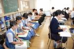 平成29年度体験入学<春日南中学校・春日野中学校>【47】