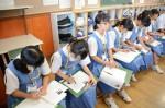 平成29年度体験入学<春日南中学校・春日野中学校>【49】