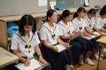 平成29年度体験入学<春日南中学校・春日野中学校>【55】