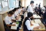 平成29年度体験入学<春日南中学校・春日野中学校>【59】