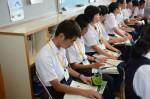 平成29年度体験入学<春日南中学校・春日野中学校>【61】