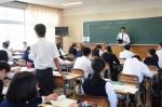 平成29年度体験入学<春日南中学校・春日野中学校>【62】