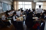 平成29年度体験入学<春日南中学校・春日野中学校>【63】
