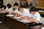 平成29年度体験入学<春日南中学校・春日野中学校>【70】