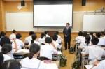 平成29年度体験入学<春日南中学校・春日野中学校>【73】