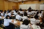 平成29年度体験入学<春日南中学校・春日野中学校>【83】