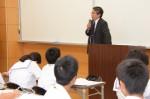平成29年度体験入学<春日南中学校・春日野中学校>【85】