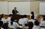 平成29年度体験入学<春日南中学校・春日野中学校>【87】