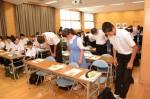 平成29年度体験入学<春日南中学校・春日野中学校>【91】