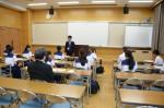 平成29年度体験入学<那珂川中学校>【2】