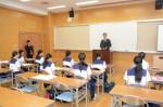 平成29年度体験入学<那珂川中学校>【5】