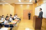 平成29年度体験入学<那珂川中学校>【9】