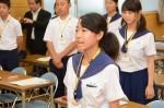 平成29年度体験入学<那珂川中学校>【10】