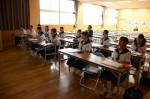 平成29年度体験入学<那珂川中学校>【14】