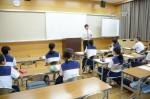 平成29年度体験入学<那珂川中学校>【25】