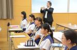 平成29年度体験入学<那珂川中学校>【26】