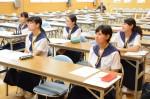平成29年度体験入学<那珂川中学校>【27】