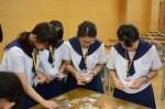 平成29年度体験入学<那珂川中学校>【34】