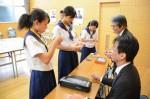 平成29年度体験入学<那珂川中学校>【39】