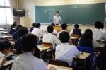 平成29年度体験入学<那珂川中学校>【41】