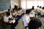 平成29年度体験入学<那珂川中学校>【42】