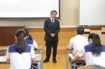 平成29年度体験入学<那珂川中学校>【53】