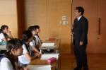 平成29年度体験入学<那珂川中学校>【59】