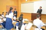 平成29年度体験入学<那珂川中学校>【61】